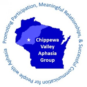 Chippewa Valley Aphasia Group logo